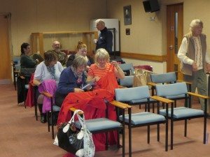 Members and guests at the Autumn Meeting 16-11-14