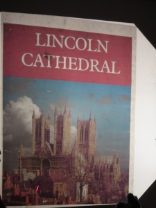 "The guest speaker Mr Donald Simpson subject ""The Building of Lincoln Cathedral"" at the Lincolnshire IA AGM on 17th May 2014"