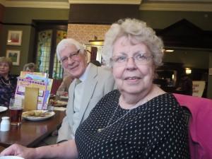 Brian and Mary Frude