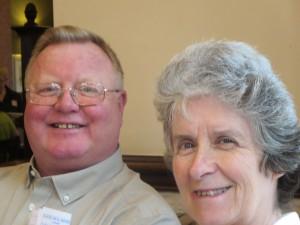 Paul and Gill Pyrah