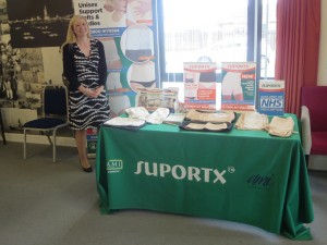 The Suportx Stand