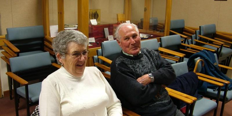 Doris & Victor Goodliffe