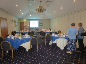 The Salts Health and Wellbeing morning at The Bentley Hotel Lincoln on 13-09-13